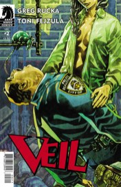 Veil #2 cover