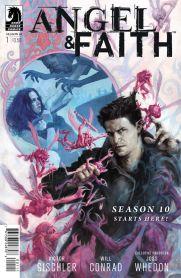 Angel & Faith cover
