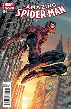 ASM #1 Variant Cover by Neal Adams