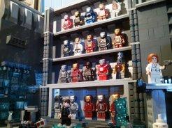LEGO Stark Industries