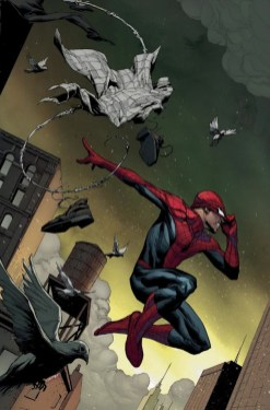 ASM #1 Variant Cover by Jerome Opeña