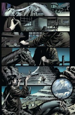 Page 3 of Warlord of Mars #0