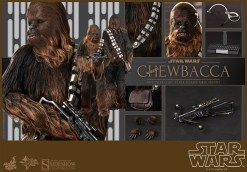 Hot Toys' Chewie