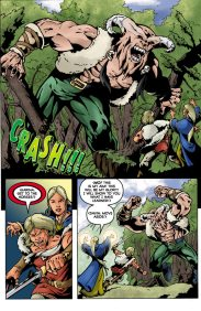 Argonauts #1, Page 4