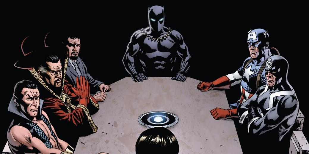 Image result for new avengers hickman