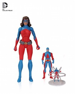 DC Comics Icons The Atom Set
