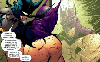 The Batman of Zur-En-Arrh