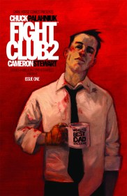 FIGHT CLUB 2 #1 cover by Chip Zdarsky for Books-a-Million