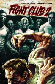 FIGHT CLUB 2 #1 ultra-rare variant cover by Lee Bermejo