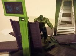 Avengers HQ 1 hulk breakout