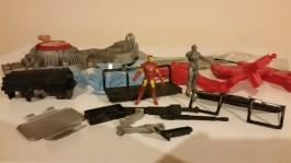 Avengers HQ 3 box open