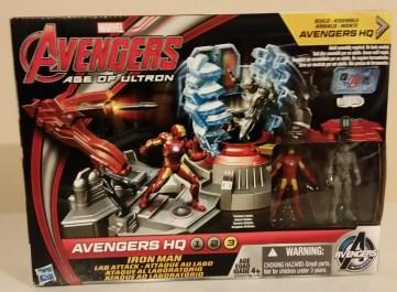 Avengers HQ 3 box