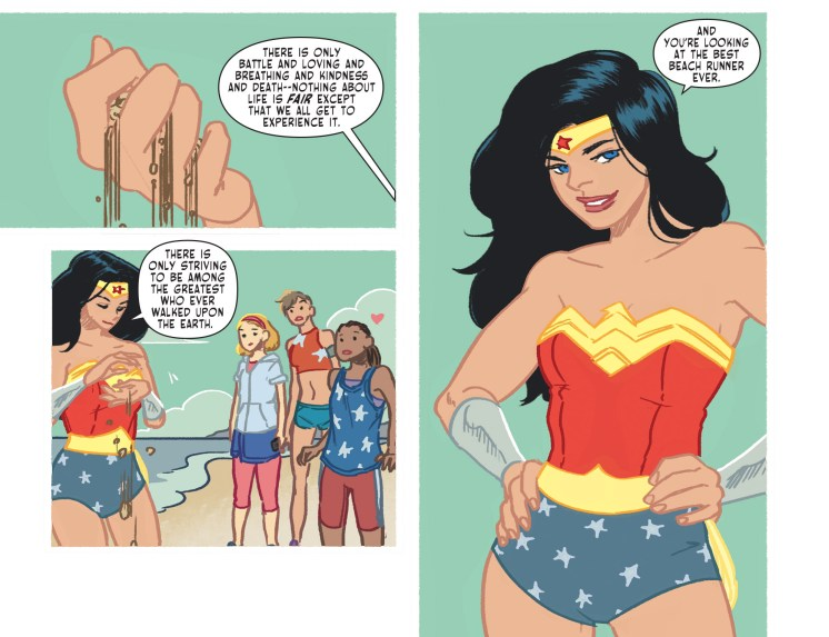 SENSATION COMICS FEATURING WONDER WOMAN Chapter 45 page 4