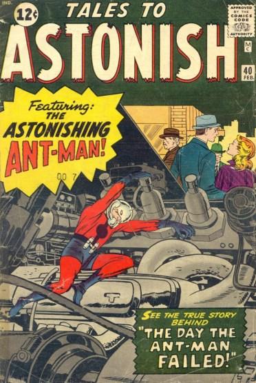 Tales to Astonish