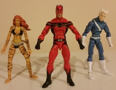 Avengers Academy instructors