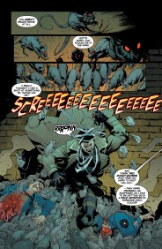 BATMAN: ARKHAM KNIGHT - GENESIS #1 Page 1