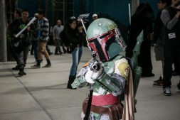 Boba Fett Cosplay from 2014's LBCC