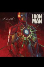 INVINCIBLE IRON MAN #1 Stelfreeze variant cover