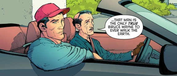 Clark and Alfred