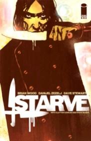 Cover Art for Starve #1
