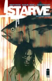 Cover Art for Starve #2
