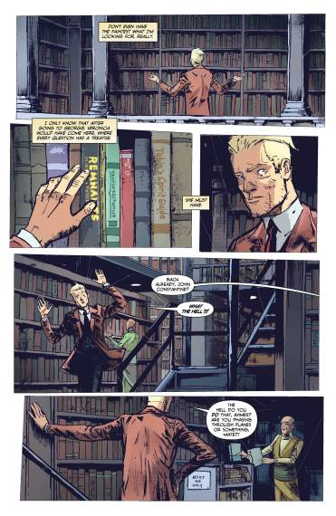 CONSTANTINE: THE HELLBLAZER #5 page 4