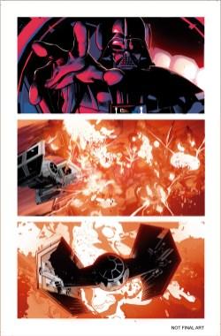 STAR WARS: VADER DOWN #1 page 2