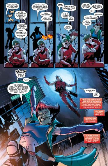 RED HOOD/ARSENAL #7 page 5