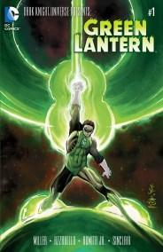 DARK KNIGHT UNIVERSE PRESENTS: GREEN LANTERN #1 cover