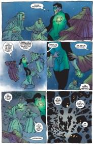 DARK KNIGHT UNIVERSE PRESENTS: GREEN LANTERN #1 page 3