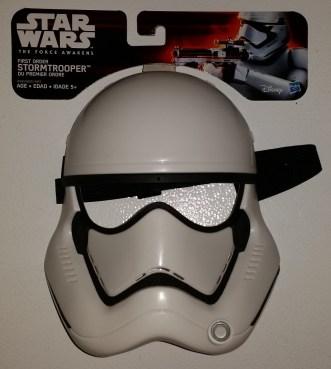 First Order Stormtrooper Mask