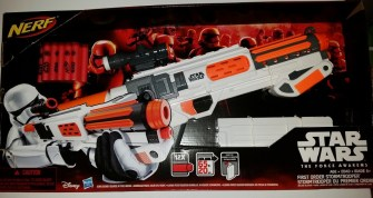 Nerf First Order Stormtrooper Rifle