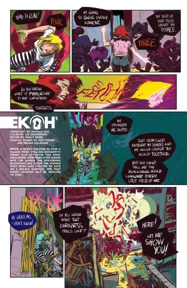 VERTIGO SFX #4 page 5