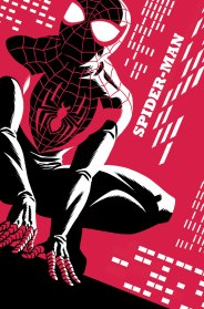 SPIDER-MAN #1 Michael Cho variant cover