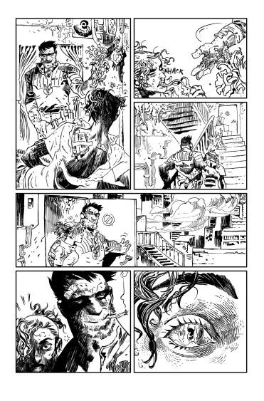 PAKNADEL & TRAKHANOV'S TURNCOAT #1 page 3 inks