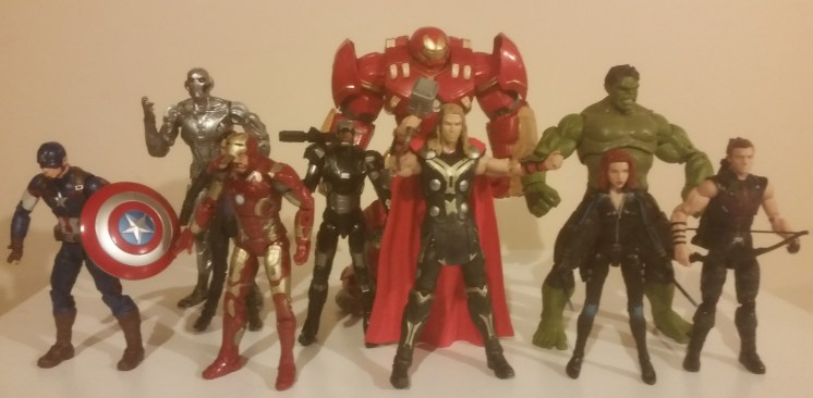 Avengers Age of Ultron 1