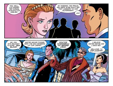 BATMAN '66 MEETS THE MAN FROM U.N.C.L.E. #7 page 4