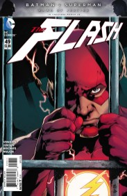 THE FLASH #49 cover