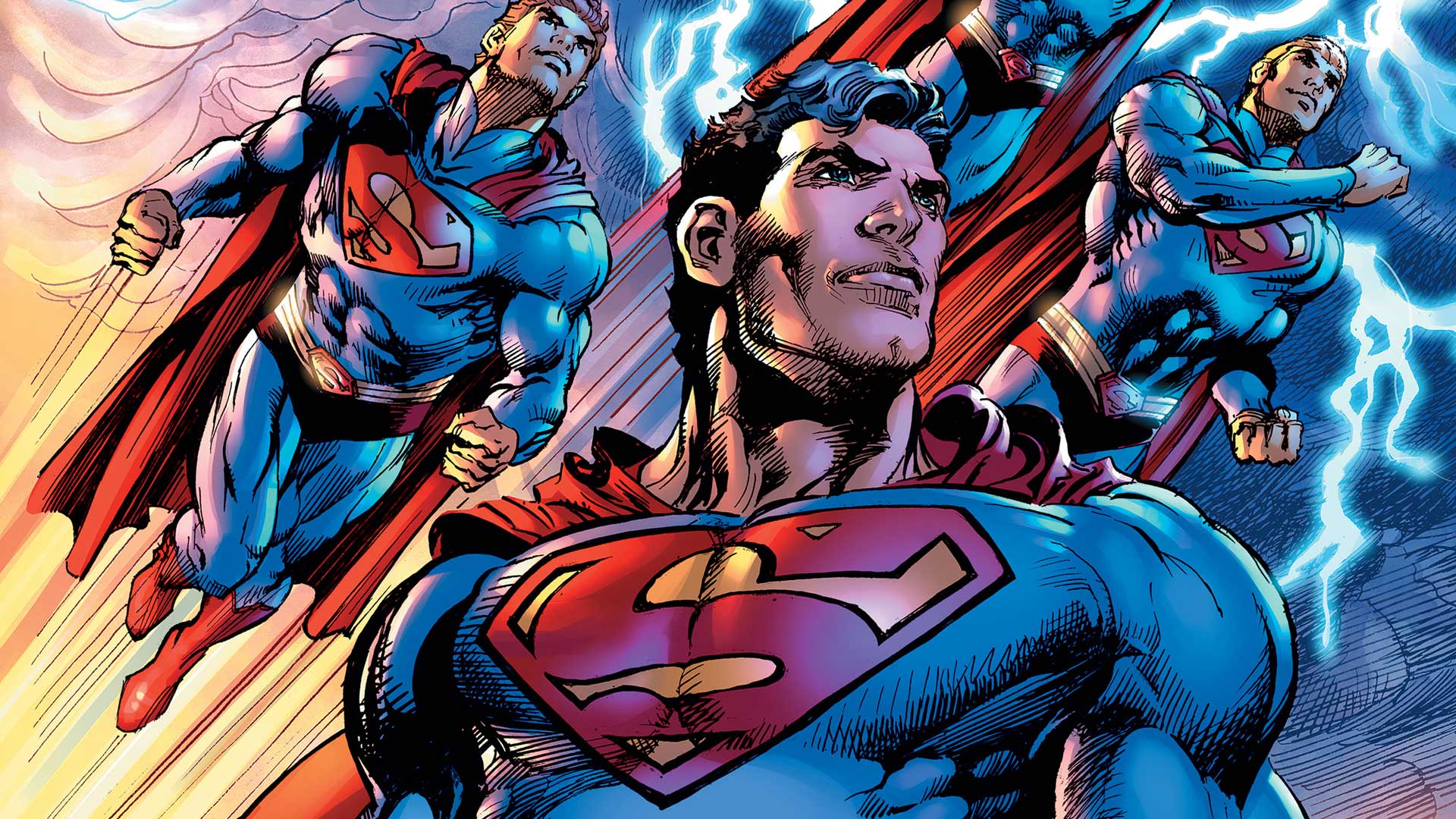 Man Of Steel Logo Hd Wallpaper Neal Adams Discusses Superman Coming Of The Supermen