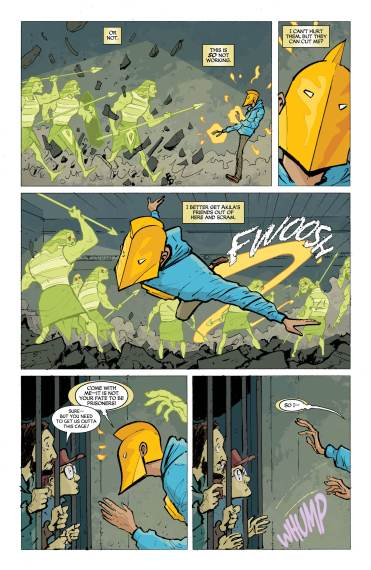 DOCTOR FATE #10 page 3