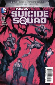NEW SUICIDE SQUAD #18 cover