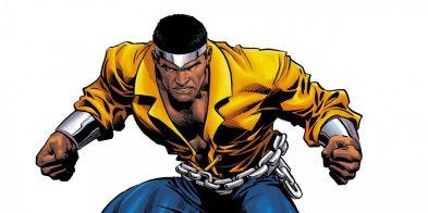 Luke Cage's original superhero costume