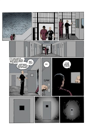 AMERICAN GODS: SHADOWS #1 page 12