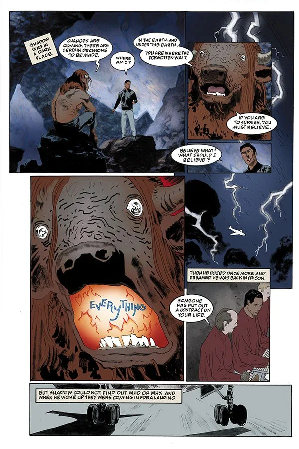 AMERICAN GODS: SHADOWS #1 page 16