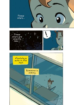 SPACE BOY Volume 2 page 19