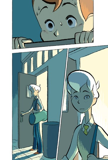 SPACE BOY Volume 2 page 21