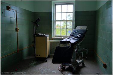 Abandoned Photography of an abandoned hospital