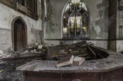 Buffalo Abandoned Church