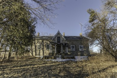 Abandoned House in Ontario