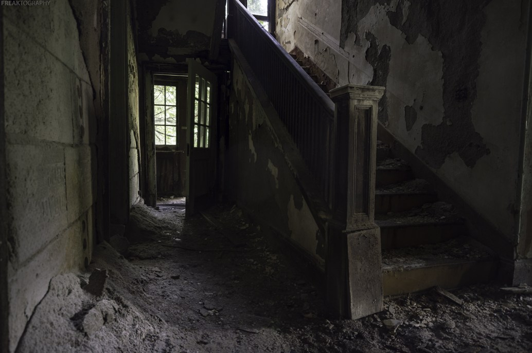 Abandoned Country Home, Upstate New York